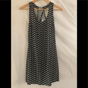 Old Navy, Black and White Summer Dress, NWT
